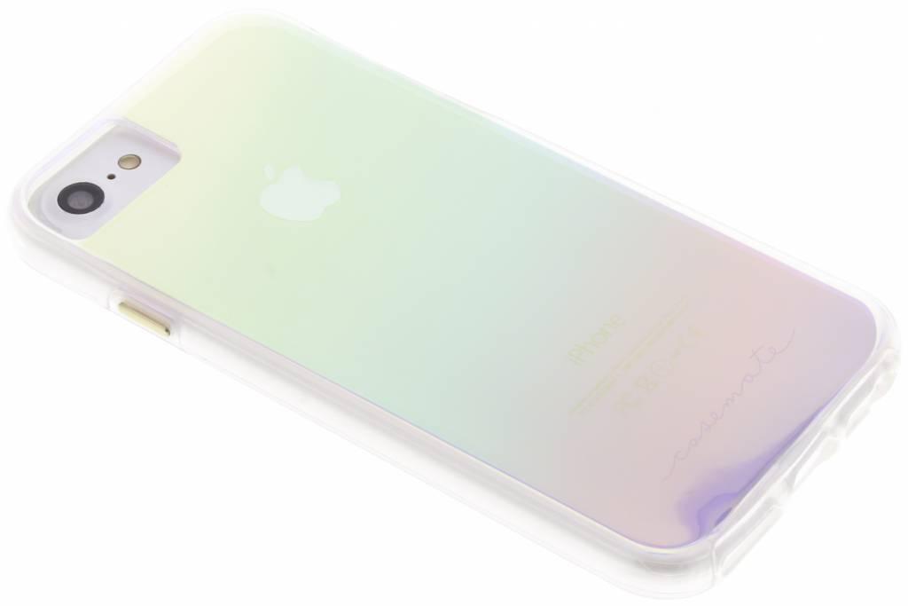 Case-Mate Iridescent Naked Tough Case voor de iPhone 8 / 7 / 6s / 6