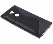 Zwart S-line TPU hoesje Sony Xperia XA2 Ultra