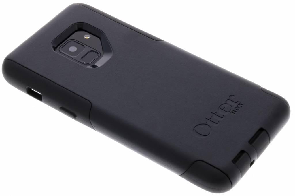 Zwarte Commuter Case voor de Samsung Galaxy A8 (2018)