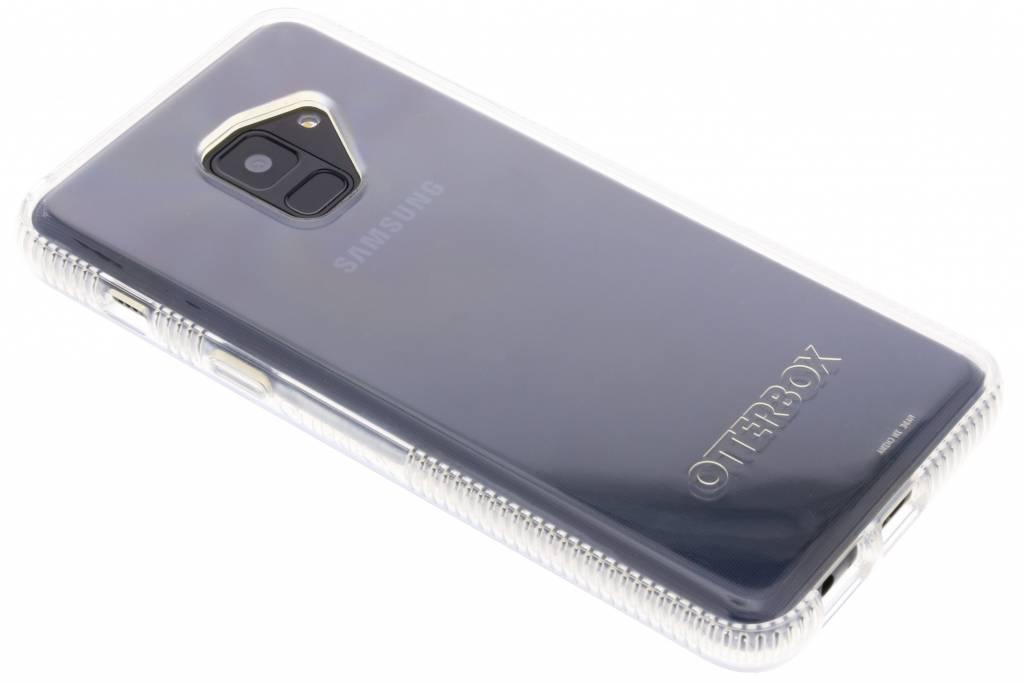 Transparante Prefix Clear Case voor de Samsung Galaxy A8 (2018)