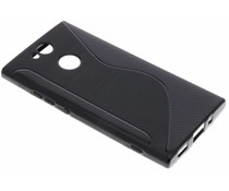 Zwart S-line TPU hoesje Sony Xperia XA2