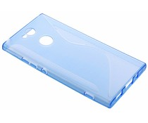 Blauw S-line TPU hoesje Sony Xperia XA2