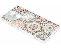 Design TPU hoesje Sony Xperia XA2