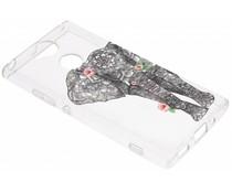 Dieren design TPU hoesje Sony Xperia XA2