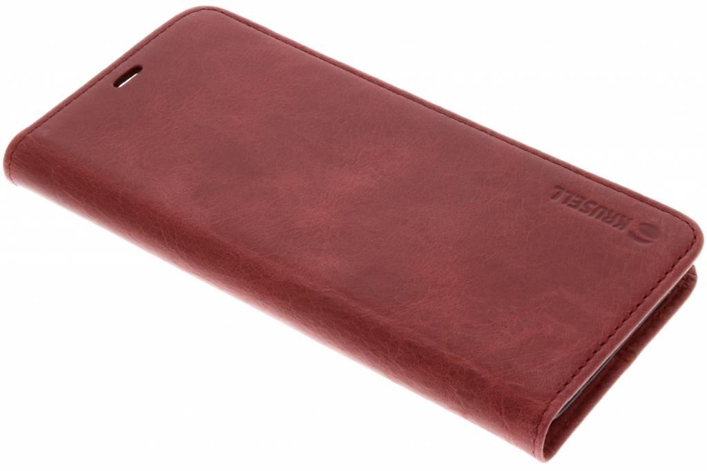 Rode Sunne Folio Wallet voor de Samsung Galaxy S9 Plus