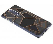 Design TPU hoesje Nokia 8