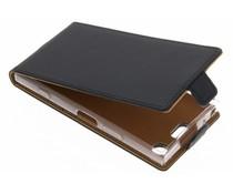 Selencia Luxe TPU Flipcase Sony Xperia XZ1 Compact