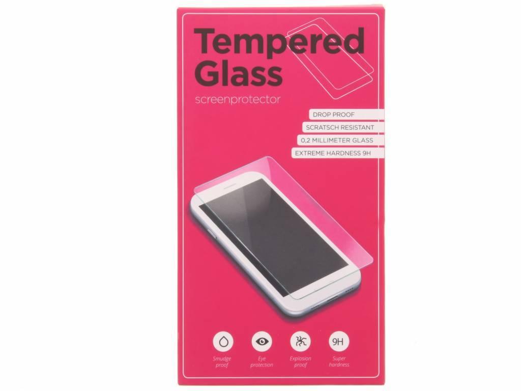 Gehard glas screenprotector Sony Xperia XZ1 Compact