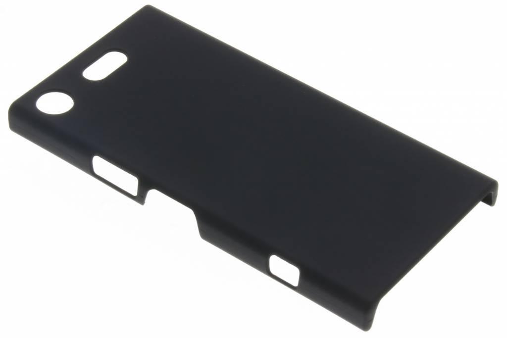 Simple Couverture Étui Rigide Noir Pour Sony Xperia Xz2 Compact fxw296