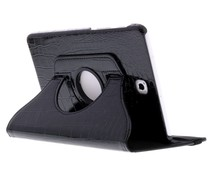360° draaibare krokodil tablethoes Samsung Galaxy Tab S2 8.0