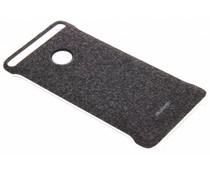 Huawei Grijs Leather Case Nova