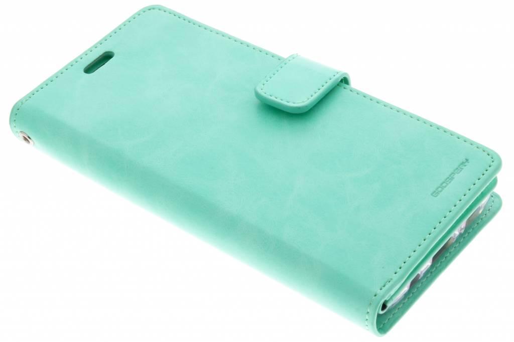 Groene Mansoor Wallet Diary Case voor de Samsung Galaxy S9 Plus
