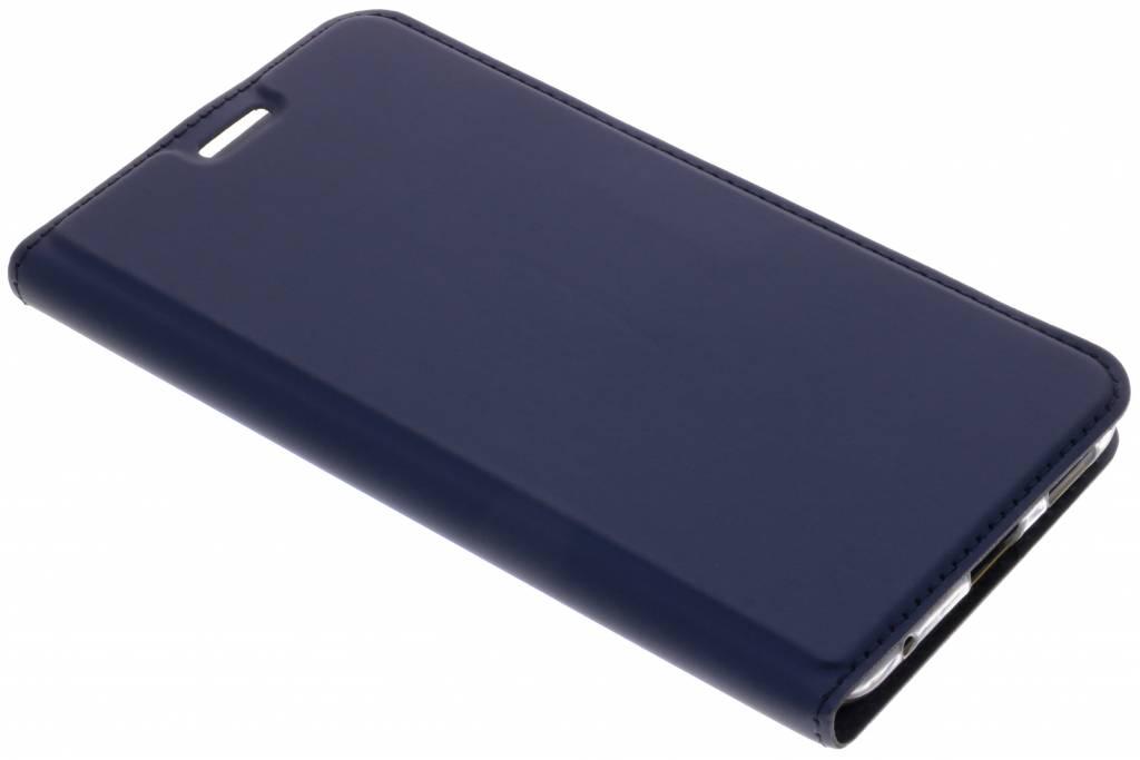Dux Ducis Blauwe Slim TPU Booklet voor de LG V30