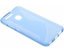 Blauw S-line TPU hoesje Huawei Nova 2