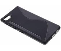 Zwart S-line TPU hoesje Blackberry Motion