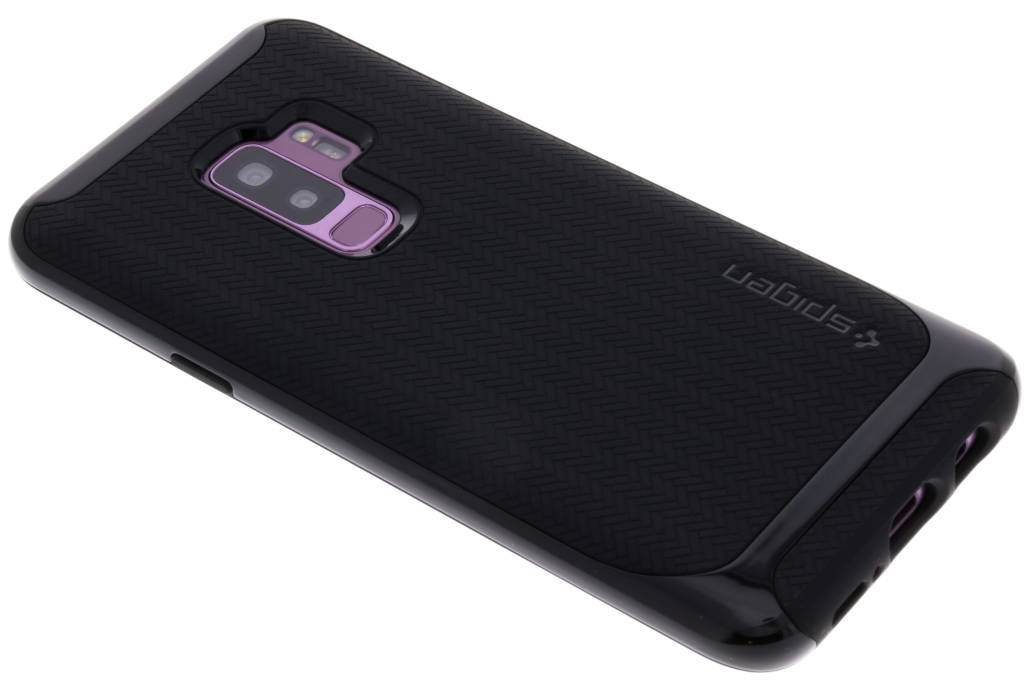 Zwarte Neo Hybrid™ Case voor de Samsung Galaxy S9 Plus