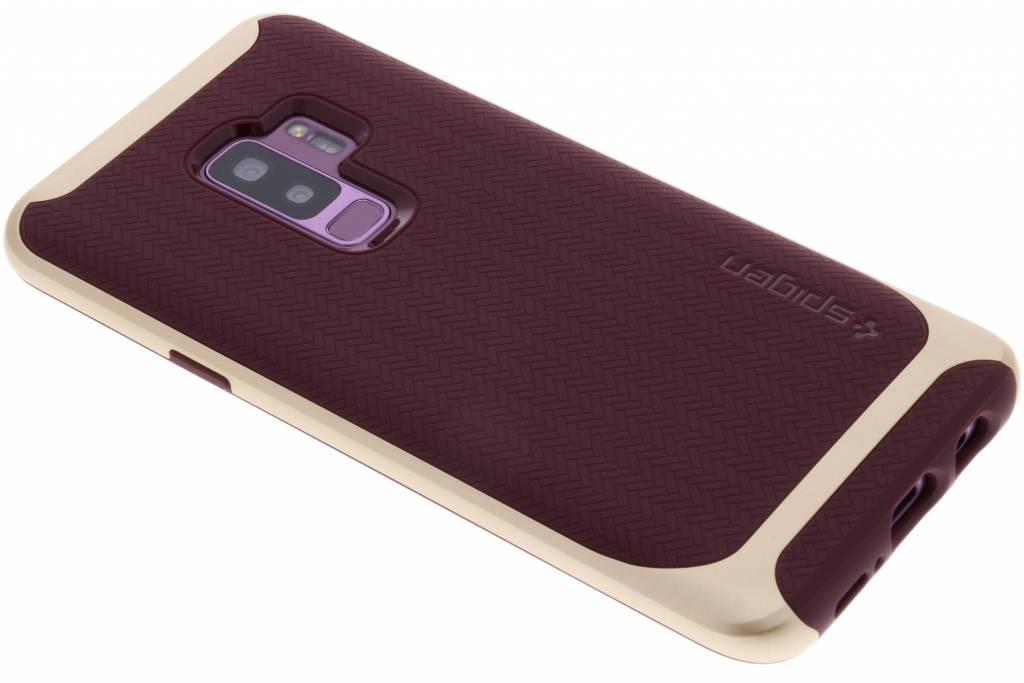 Paarse Neo Hybrid™ Case voor de Samsung Galaxy S9 Plus