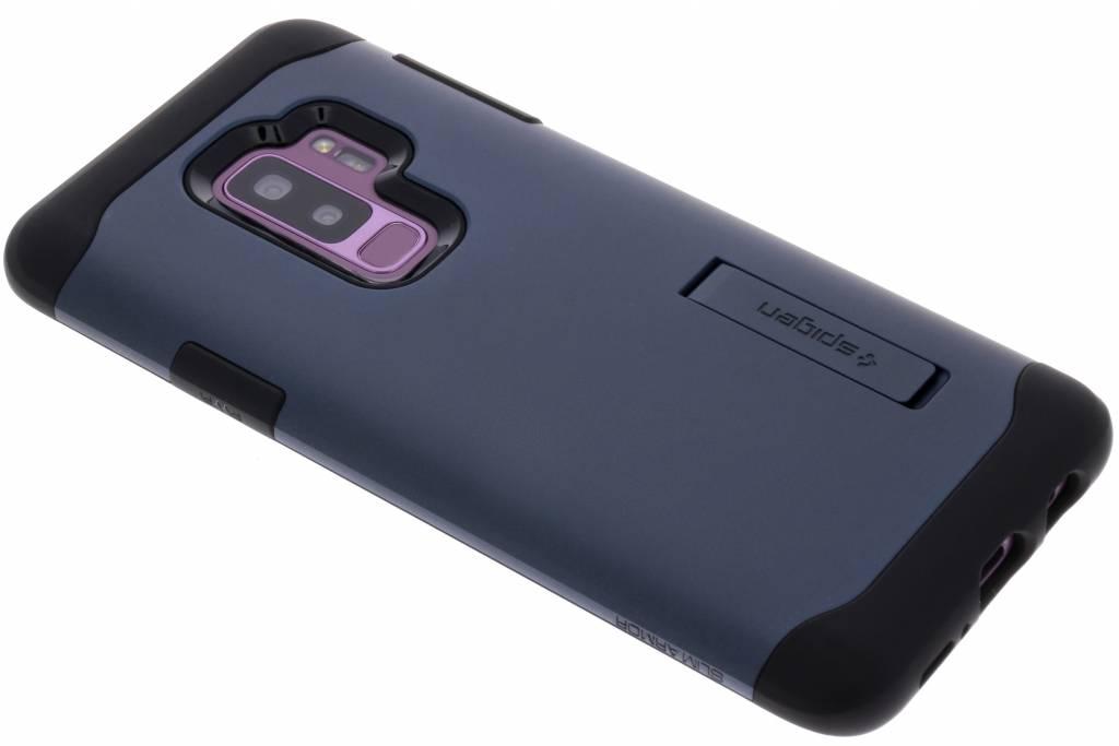 Blauwe Slim Armor™ Case voor de Samsung Galaxy S9 Plus