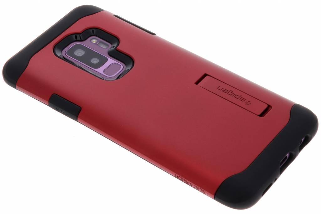 Rode Slim Armor™ Case voor de Samsung Galaxy S9 Plus