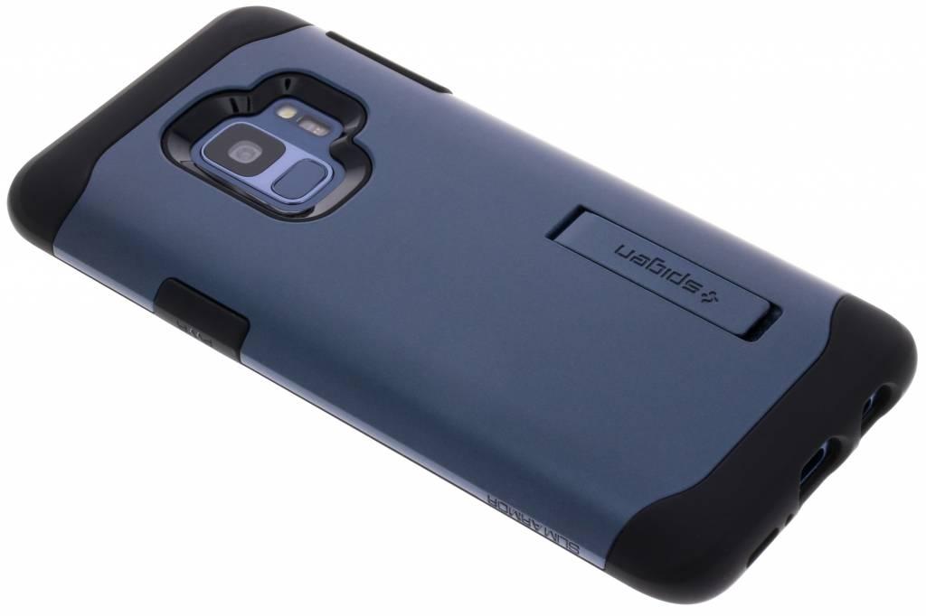 Spigen Blauwe Slim Armor™ Case voor de Samsung Galaxy S9