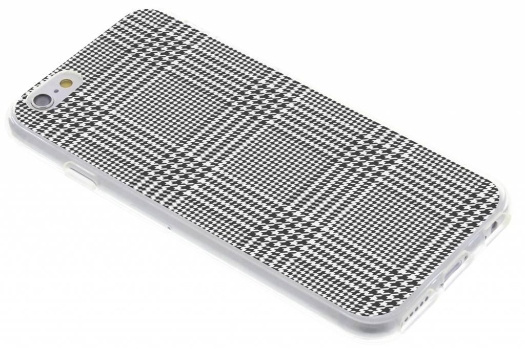 Ruiten design siliconen hoesje voor de iPhone 6 / 6s
