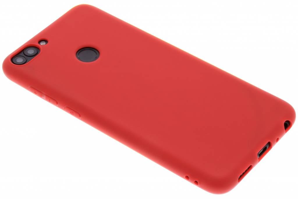 Koraal Color TPU hoesje voor de Huawei P Smart