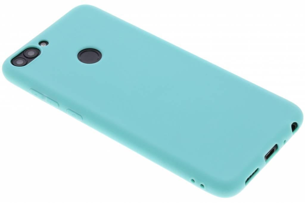 Mintgroen Color TPU hoesje voor de Huawei P Smart