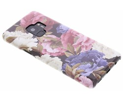 Selencia Flowers Passion Hard Case Samsung Galaxy S9