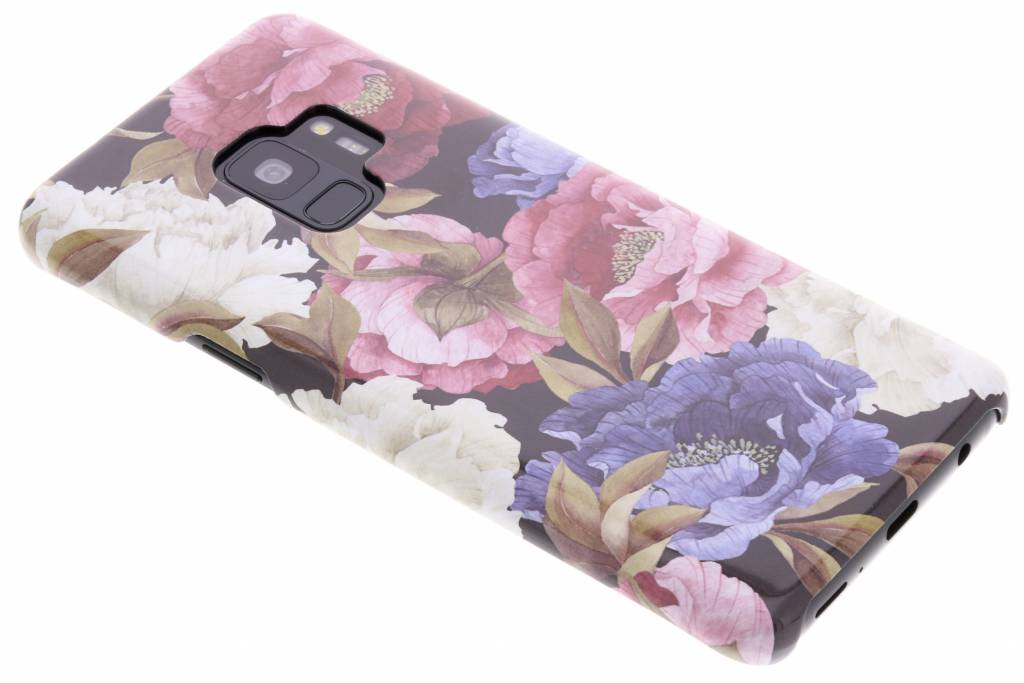 Flowers Passion Hard Case voor de Samsung Galaxy S9