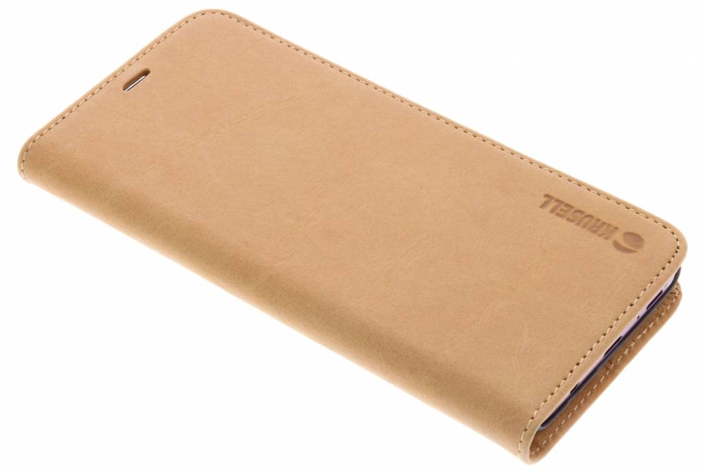 Lichtbruine Sunne Folio Wallet voor de Samsung Galaxy S9 Plus