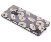Delicate design siliconen hoesje Samsung Galaxy S9