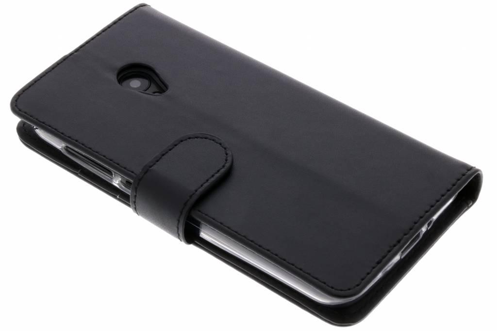 Azuri Zwarte Booklet Case voor de Alcatel U5 HD