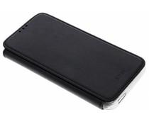 Azuri Zwart Book Style Case Alcatel A3
