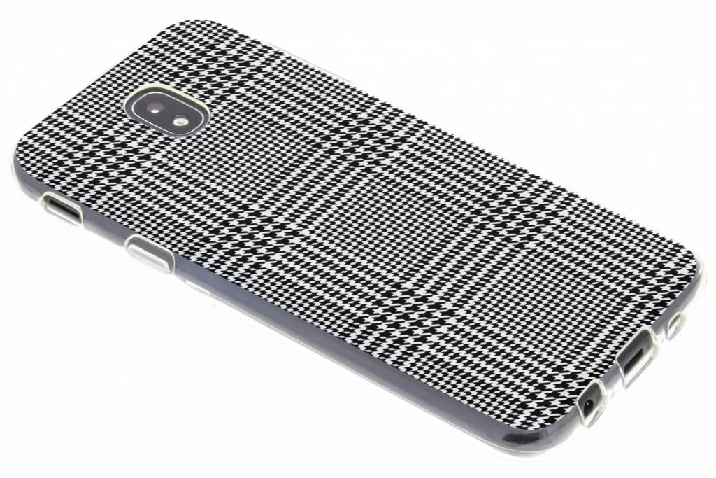 Ruiten design siliconen hoesje voor de Samsung Galaxy J5 (2017)