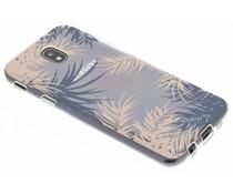 Feuilles Étui Portefeuille De Luxe Design Pour Samsung Galaxy J3 (2017) IRjhT
