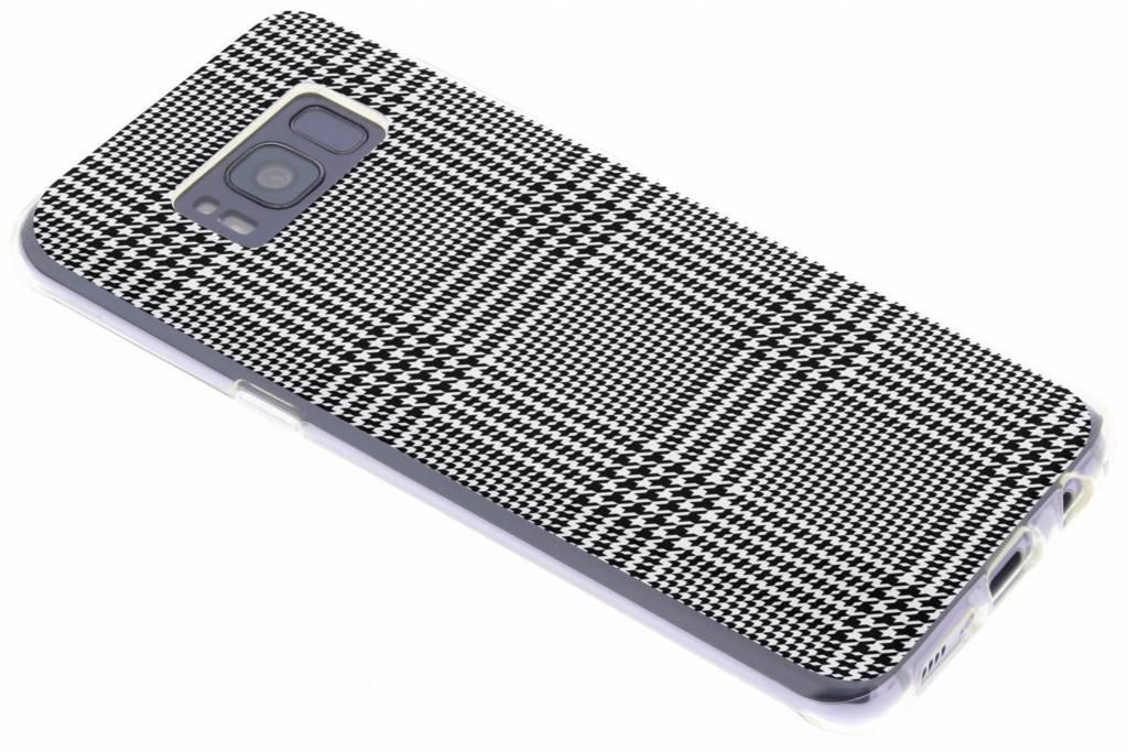 Ruiten design siliconen hoesje voor de Samsung Galaxy S8