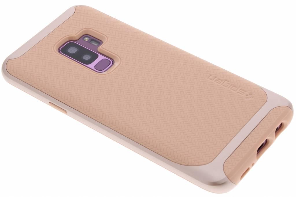 Roze Neo Hybrid™ Case voor de Samsung Galaxy S9 Plus