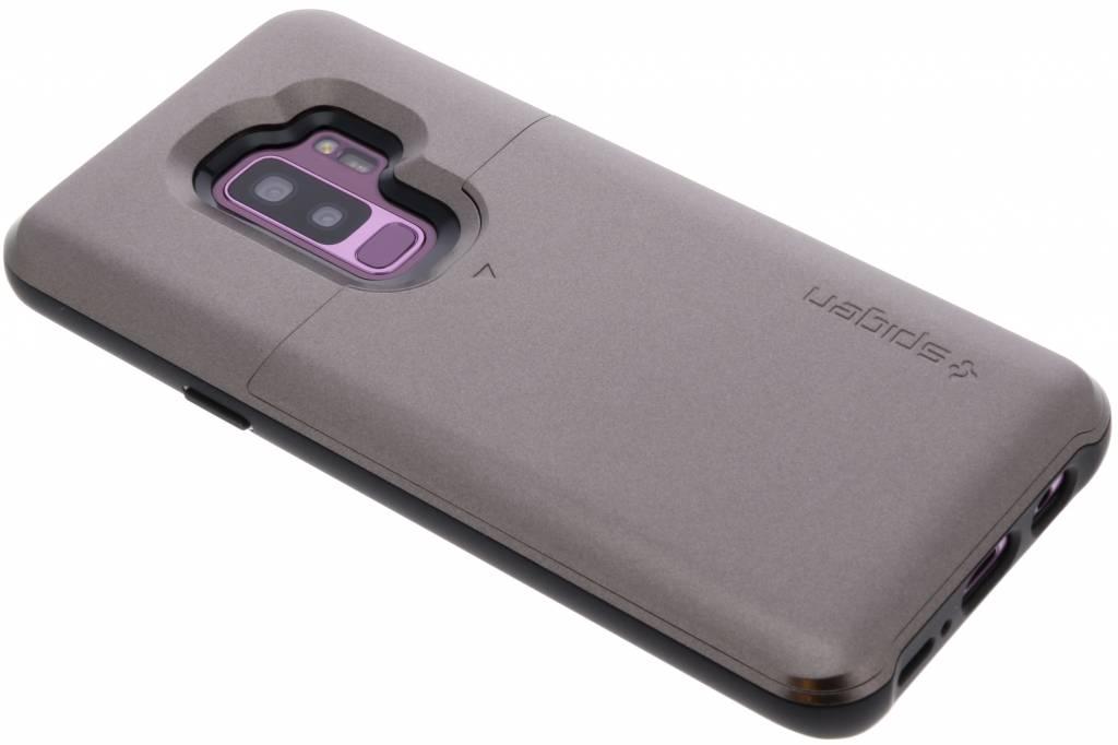 Grijze Slim Armor™ CS Case voor de Samsung Galaxy S9 Plus