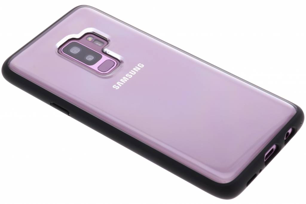 Zwarte Ultra Hybrid™ Case voor de Samsung Galaxy S9 Plus