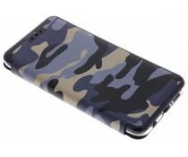 Army Slim Folio Case Huawei P20 Lite