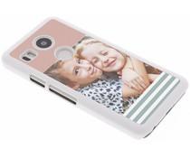 Ontwerp uw eigen LG Nexus 5X hardcase - Wit