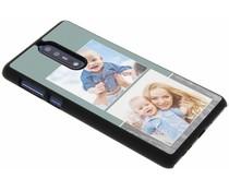 Ontwerp uw eigen Nokia 8 hardcase - Zwart