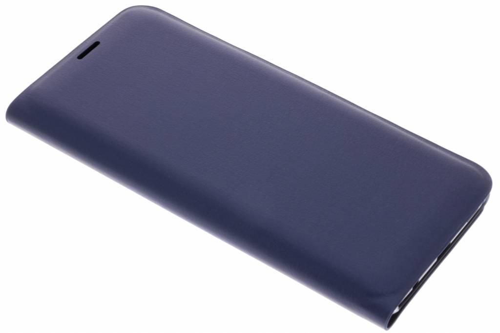 Luxe Noir Cas Intelligent De Type Livre Pour Samsung Galaxy Note 8 qZ7X1e