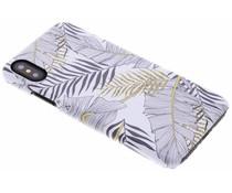 Selencia Botanic Passion Hard Case iPhone X