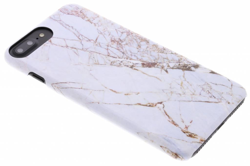 White Marble Passion Hard Case voor de iPhone 8 Plus / 7 Plus / 6(s) Plus