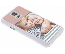 Ontwerp uw eigen Galaxy S5 (Plus) / Neo hardcase - Wit
