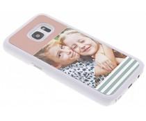 Ontwerp uw eigen Samsung Galaxy S7 hardcase - Wit
