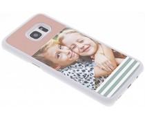 Ontwerp uw eigen Samsung Galaxy S7 Edge hardcase - Wit