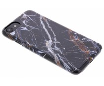 Selencia Black Marble Passion Hard Case iPhone 8 / 7 / 6 / 6s
