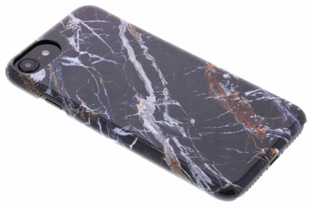 Selencia Black Marble Passion Hard Case voor de iPhone 8 / 7 / 6 / 6s
